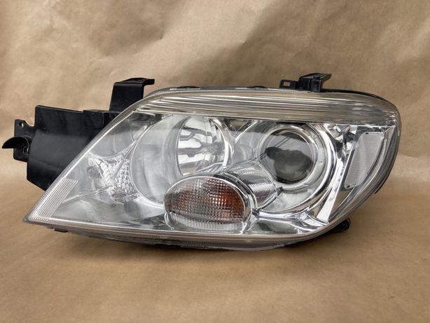 Mitshubishi Outlander I lift lampa lewa turbo