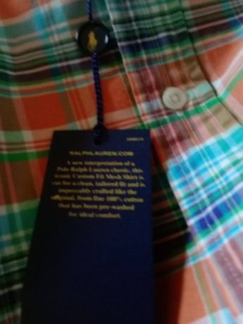 Ralph Lauren koszula L Nowa!