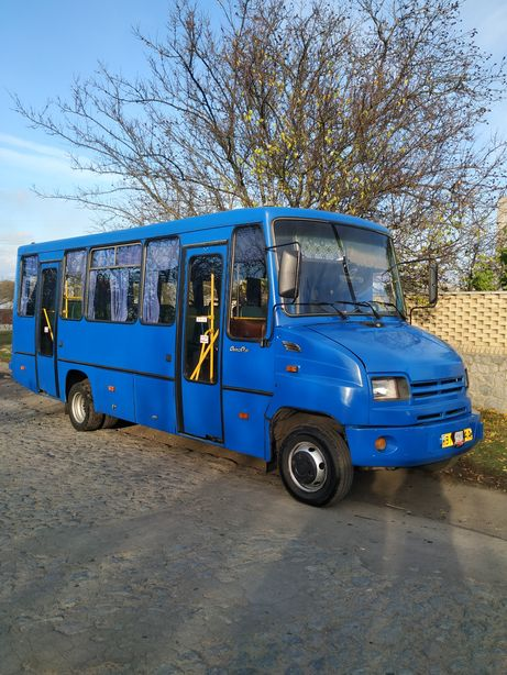 Автобус ЗИЛ Бычок хаз 3230