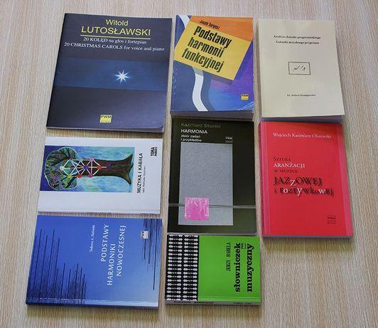 Lutosławski • Harmonia • Chorał • Jazz • Kabała (Książki i CD)