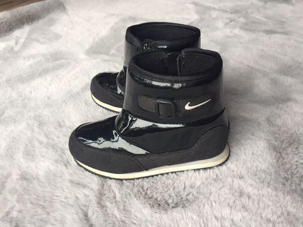 Nike winter jogger zimowe kozaczki 26 j. Nowe
