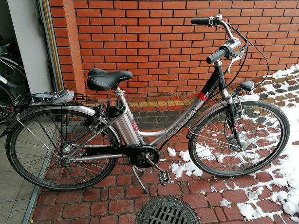 Rower elektryczny Citystar rama 50cm