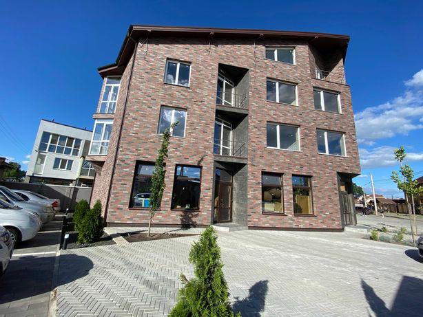 Аренда коммерческих фасадных помещений от 45 кв.м. в БЦ в Крюковщине