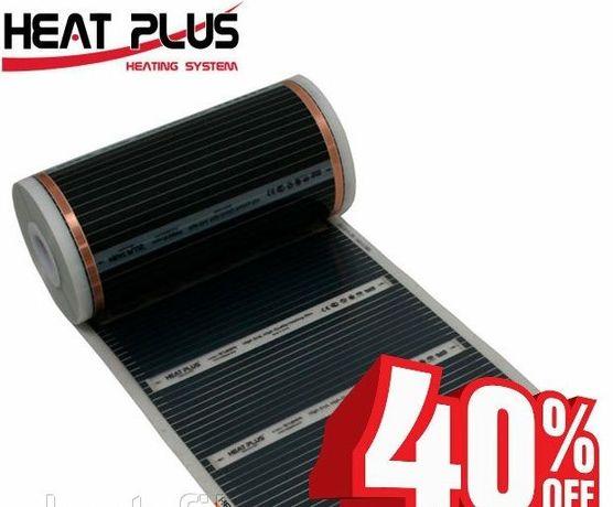ИК теплий пол пленка, кабельний, мат, тепла підлога