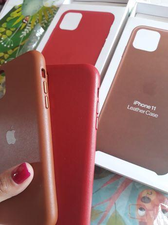 Шкіряний чохол кожаный чехол  для iPhone 11 Pro
