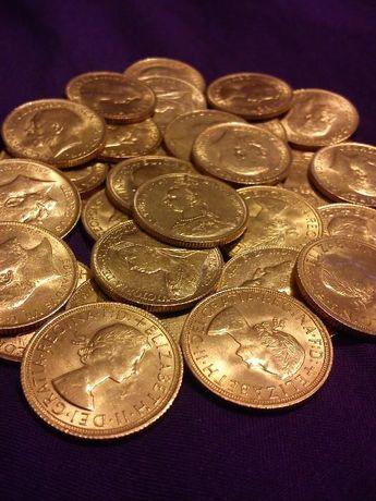Libras Ouro Reinados Diversos