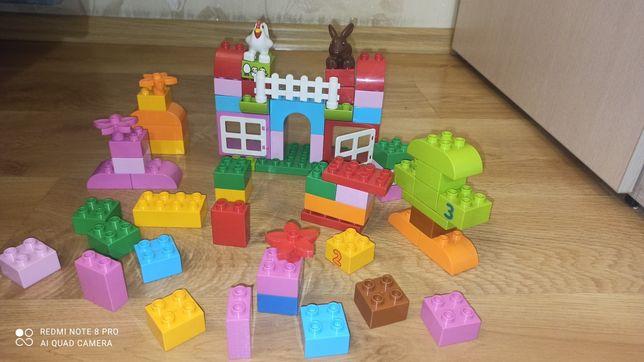 Lego duplo дом 67 деталей