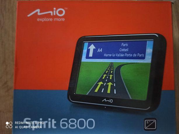 Nawigacja Mio spirit 6800