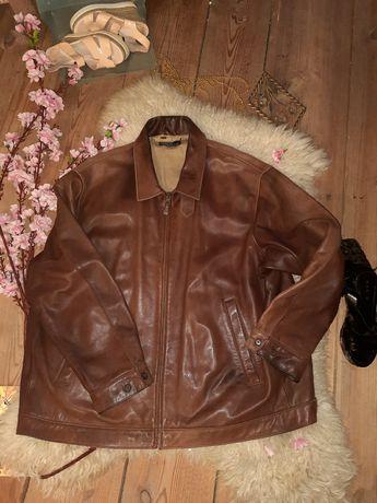 Ralph Lauren кожаный бомбер куртка,косуха на царственного мужчину
