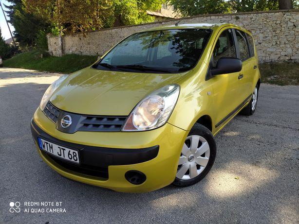 Nissan Note 2006*Po opłatach*Zamiana Raty*