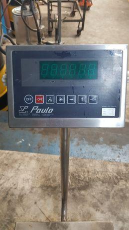 Balança digital de plataforma SP PAULO até 150kg