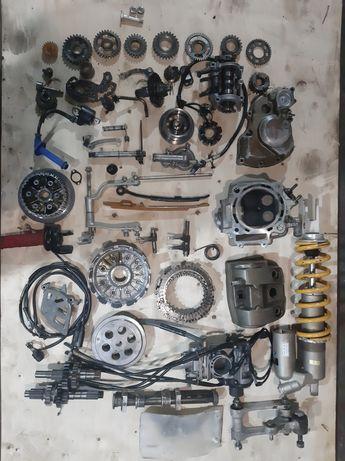 Запчасти Honda crf 450r 2006г