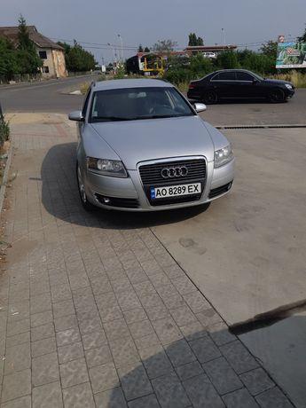 Ауді а6 с6, Audi