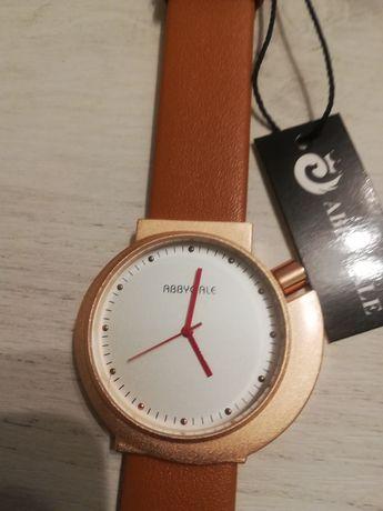 Nowy zegarek firmy Abbygale