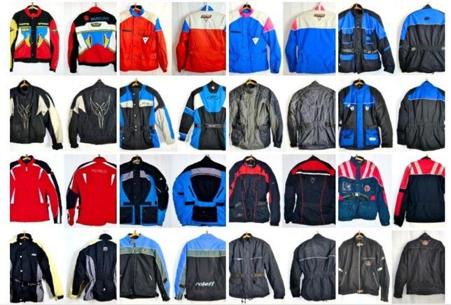 Чорнопятничная распродажа текстильных мото курточек