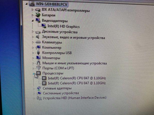 Mini PC, Неттоп 2 Ядра Intel + 4 Гб DDR3 ! полноценный комп, Настроен