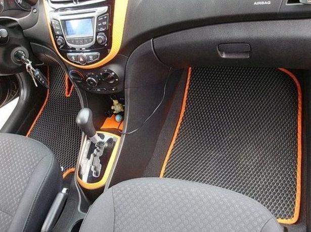 EVA коврики ЕВА Renault Duster Kangoo Logan Master Megane Sandero Tra