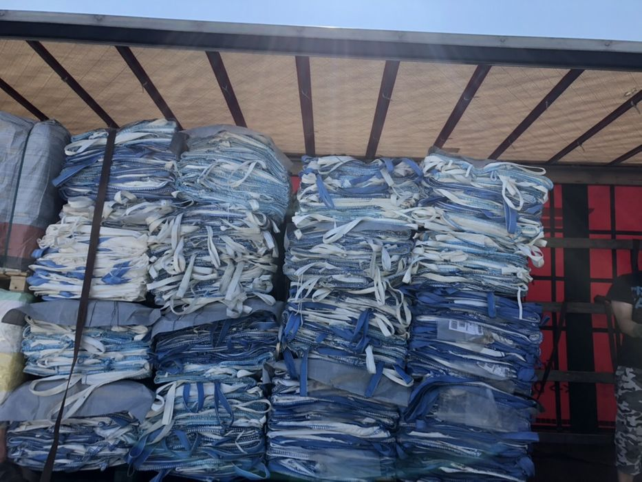 Worki Big Bag Bagi BEZPOŚREDNI IMPORTER Opakowań BigBag 145cm 1000kg Sokołów Górny - image 1