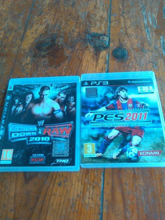 Jogos PS3 PES 2011