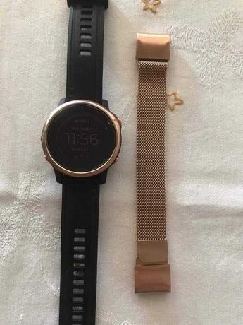 Nowa bransoleta do zegarka Garmin Fenix 5s/6s kolor: różowe złoto