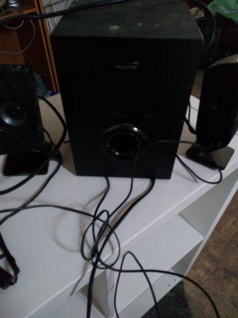 Głośniki komputerowe creative