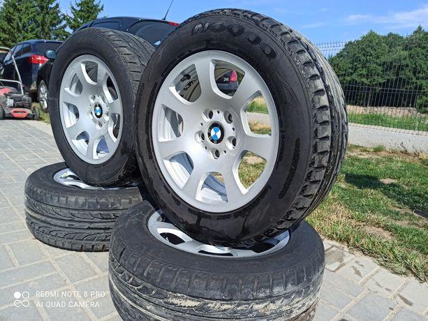 5x120 16 BMW opony letnie w dobrym stanie