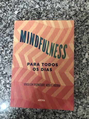 Vendo livro - Mindfulness para todos os dias