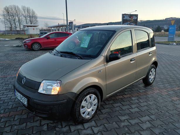 Fiat Panda 2008r 1.2 GAZ! vat-1! Klimatyzacja! El.szyby! Wspomaganie!