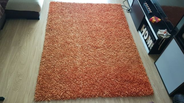 Tapete Grande Laranja Esparguete (1,60x2,30m)
