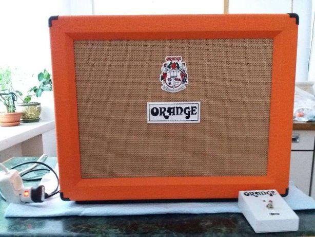 Orange Rockerverb 50C Mark 1