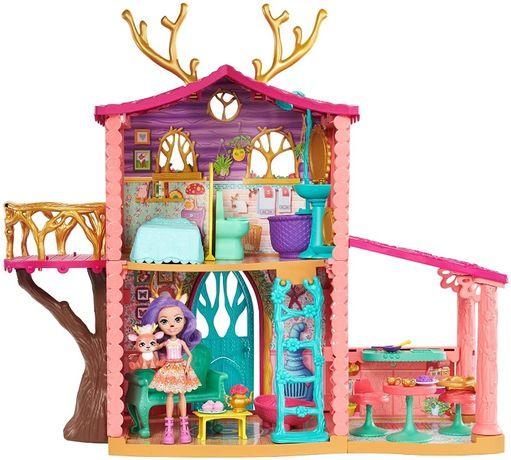 Enchantimals Лесной домик Оленицы Денисы дом Оленихи энчантималс