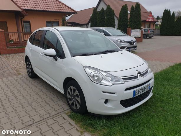 Citroën C3 1,6 manual osobowy