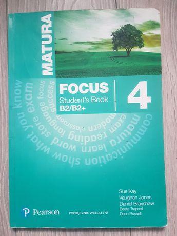 Matura Focus 4 Student's Book B2/B2+