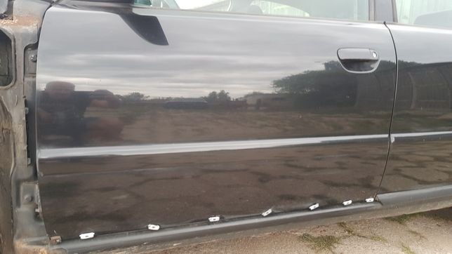 Drzwi Audi a4 b5 lift 1.9 tdi 115 sedan kombi ly9w 2000R części blask