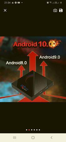 Android TV Box urządzenie multimedialne.