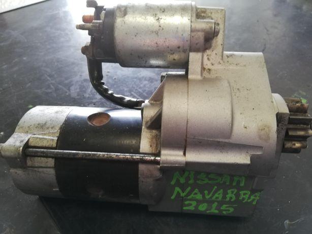 Motor De Arranque Nissan Navara Y25