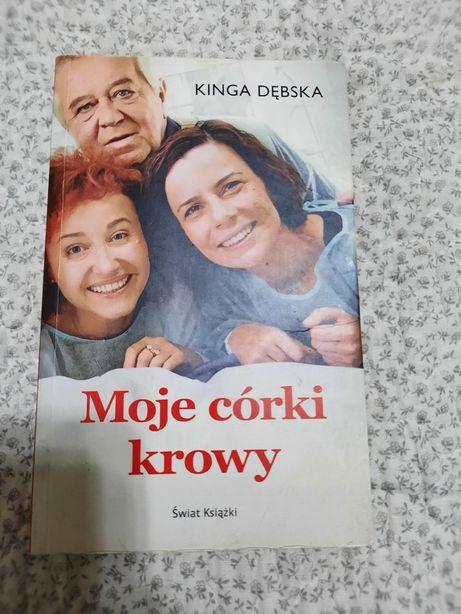 """Książka """"Moje córki krowy"""""""