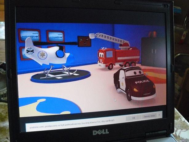 Laptop Dell wi-fi zasilacz internet