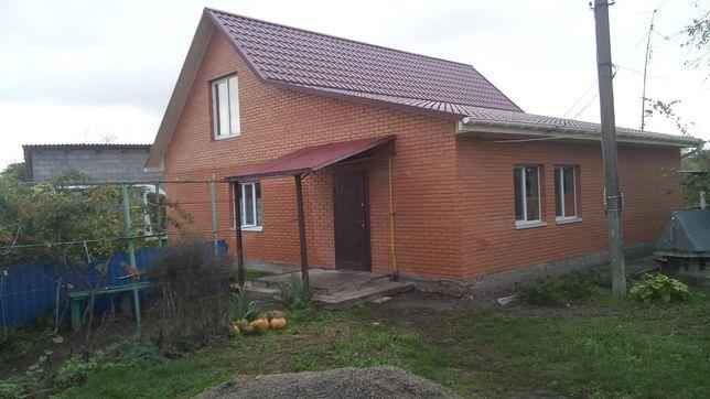 Будинок новобудова без внутрішніх робіт в Соколівці
