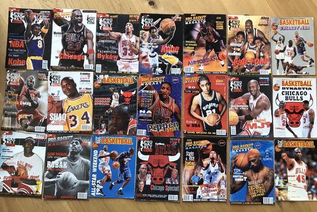 Kolekcja Czasopism NBA Pro-Basket / badz wybrane numery