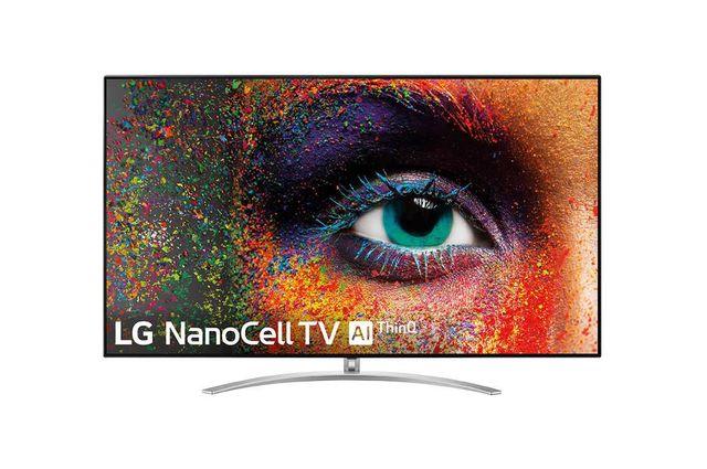 LG Nano Cell 65SM8200PLA, po kalibracji !!! Przed. gwarancja+ubezp.