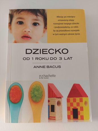 Książka poradnik o dziecku 1-3 lat