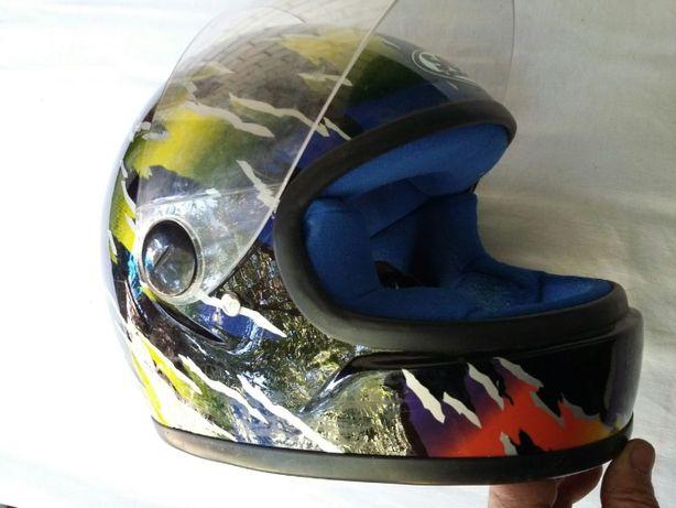 Продам шлем S для скутера,роллера