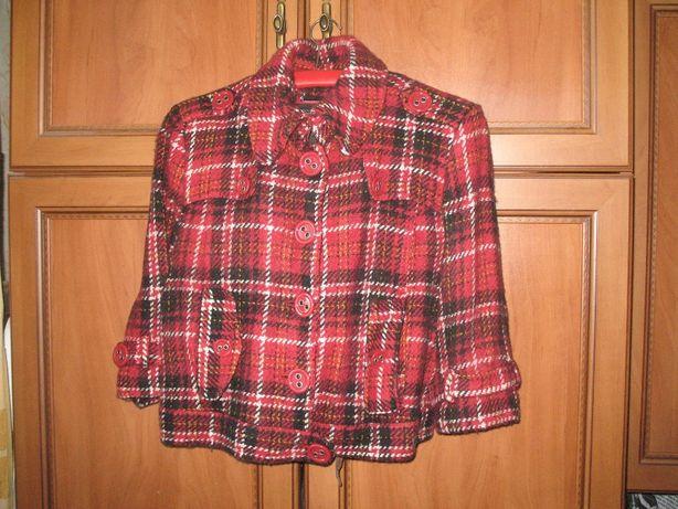 Новая весенне - осенняя куртка - пиджак (инд пошив)