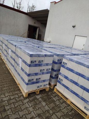 Papier ksero A4 80g Białość 145CIE paleta 200 ryz Cena BRUTTO