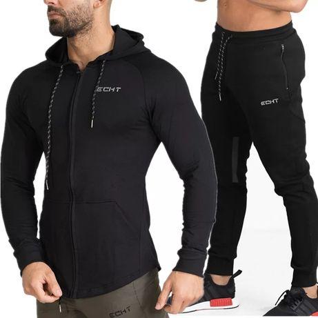 Dres męski L bluza+spodnie
