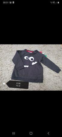 Bluza chłopięca r 98