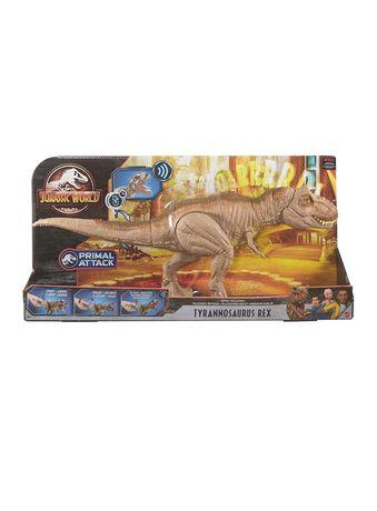 Jurassic world T-rex большой рычит тираннозавр Тирекс