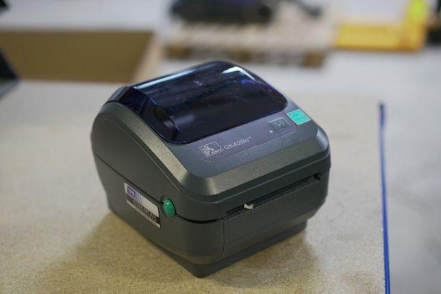Термопринтер этикеток штрихкода для Новой почты Zebra GK420d