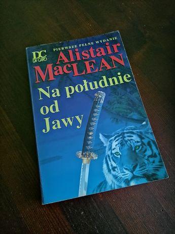 Alistair MacLean,, Na południe od Jawy,,
